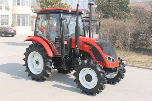 QLN-850/854 tractor (85hp 62.5KW 4WD)