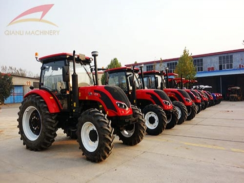 Best Agricultural Wheel Tractor For Sale In Indonesia