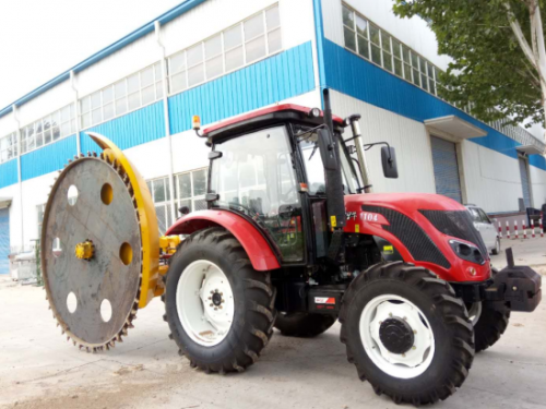 Qianli Agricultural Tractors Sale In Africa
