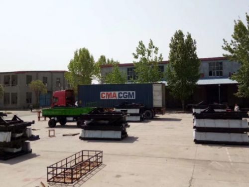 QLN Wheeled Tractor Will Shipment To Africa