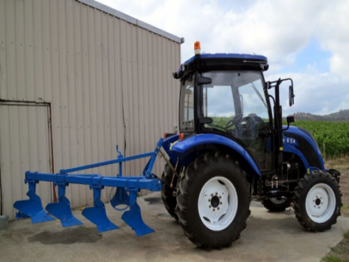 QLN Tractor With Plough Price For Sale